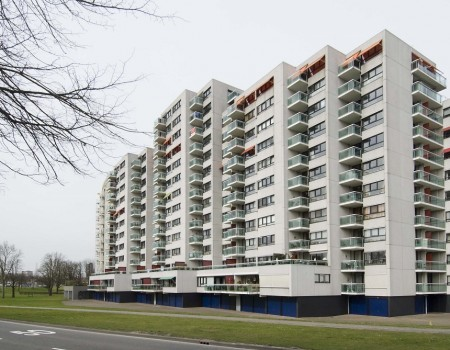 Furnished apartment rental in Rotterdam